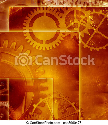 abstract industrial engineering background - csp5960478