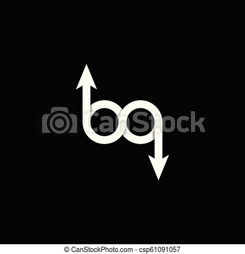 854df1c51517c Abstract infinity arrow icon.