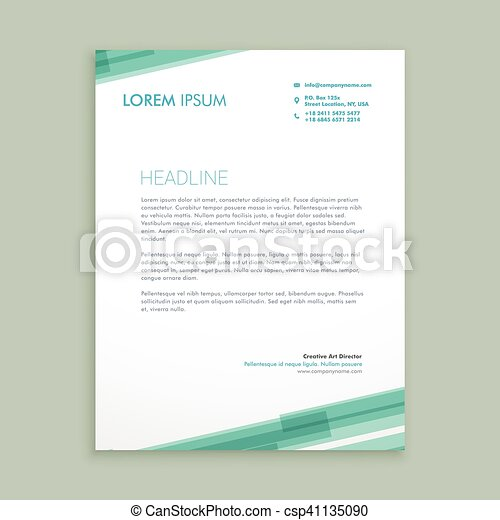 Abstract letterhead template eps vectors search clip art abstract letterhead template csp41135090 spiritdancerdesigns Gallery
