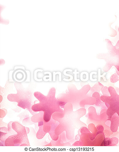 Abstract light background - csp13193215