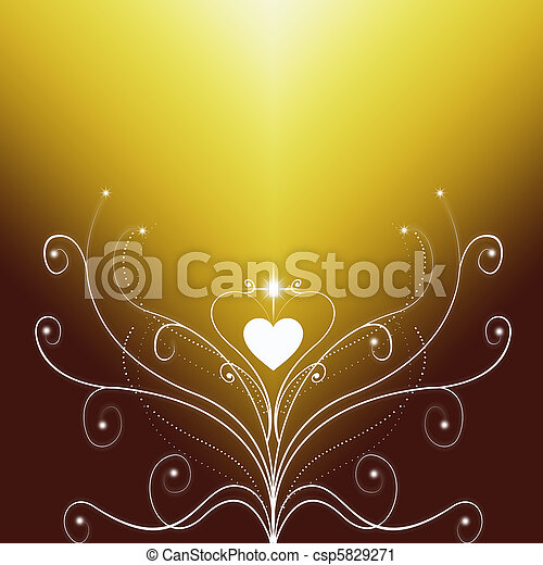 Abstract light background - csp5829271