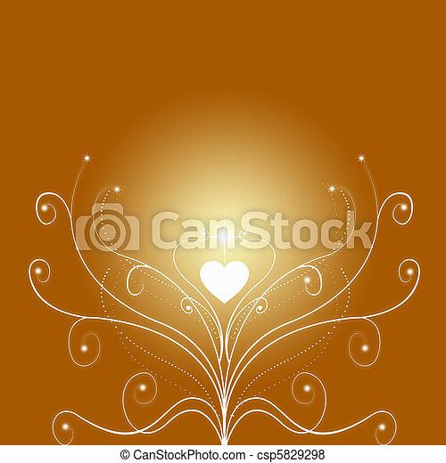 Abstract light background - csp5829298