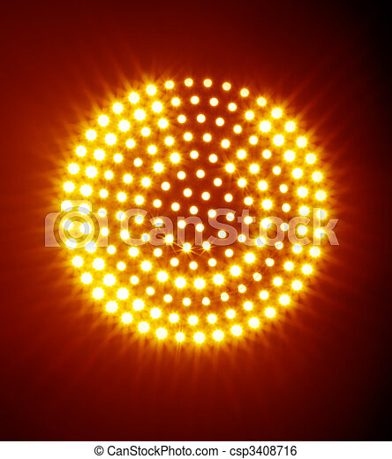 abstract light background - csp3408716
