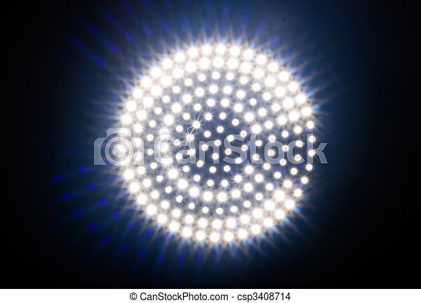 abstract light background - csp3408714