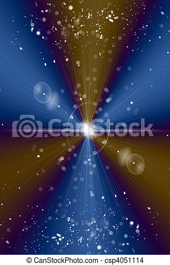 abstract light background - csp4051114