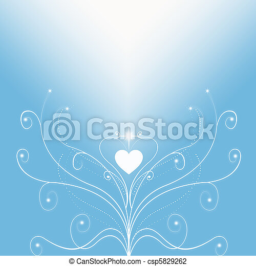 Abstract light background - csp5829262