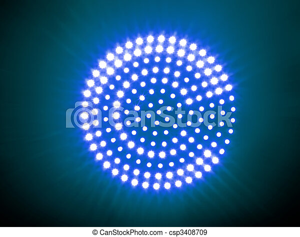 abstract light background - csp3408709