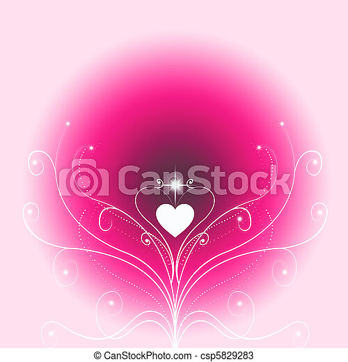 Abstract light background - csp5829283