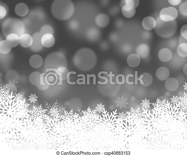abstract light Bokeh background - csp40883153