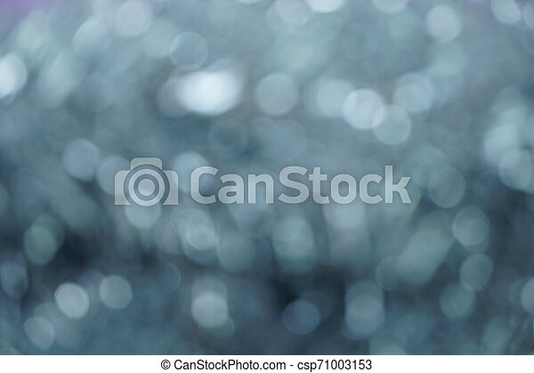 Abstract light bokeh background - csp71003153