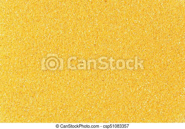 Abstract Light Orange Glitter Background