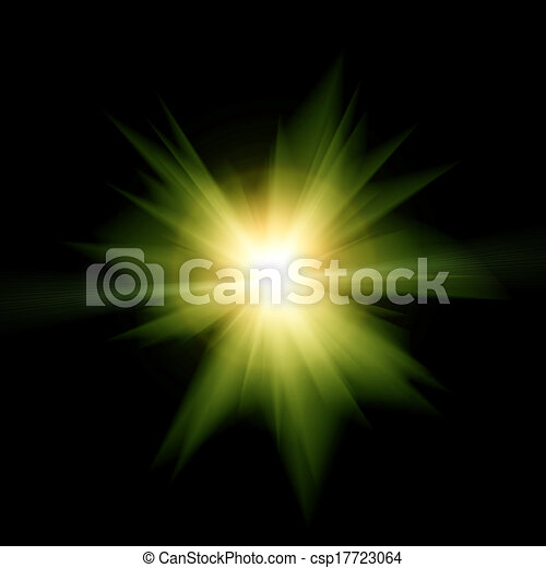 Abstract light - csp17723064