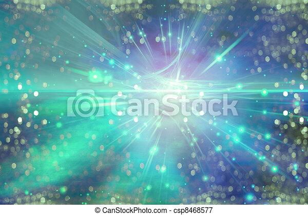 Abstract Light - csp8468577