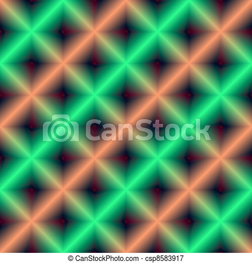 Abstract lights background - csp8583917