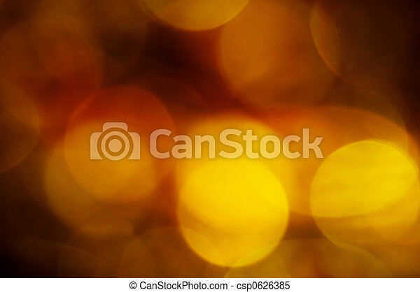 abstract lights - csp0626385