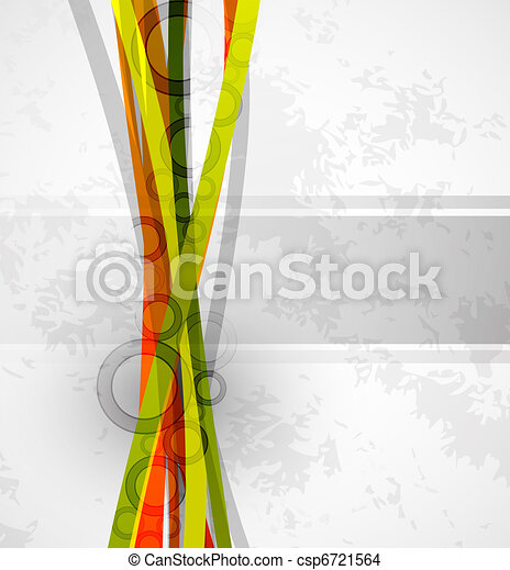 Abstract lines background - csp6721564