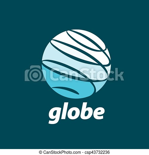 abstract logo Globe - csp43732236