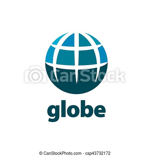 abstract logo Globe - csp43732172
