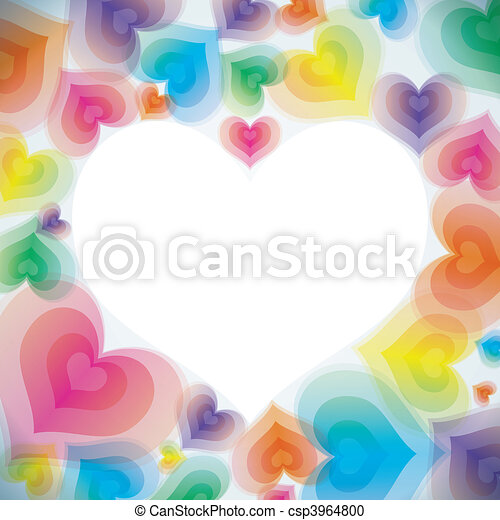 Abstract love heart background vector clipart search illustration abstract love heart background csp3964800 voltagebd Images