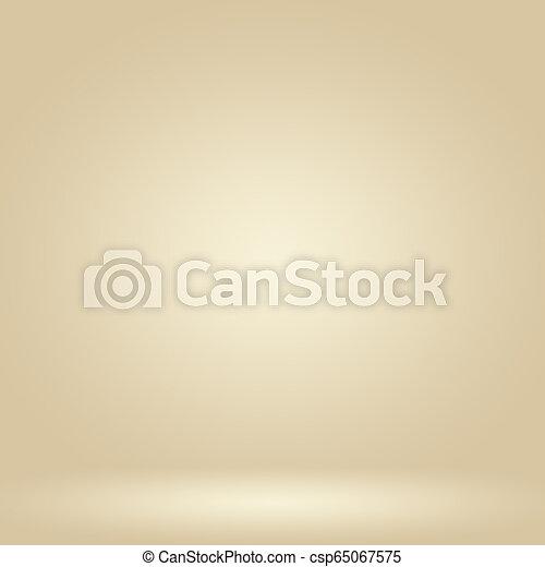 Abstract Luxury light cream beige brown like cotton silk texture pattern background. - csp65067575