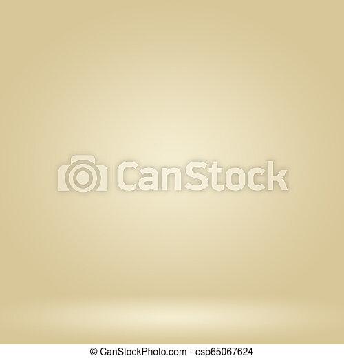 Abstract Luxury light cream beige brown like cotton silk texture pattern background. - csp65067624