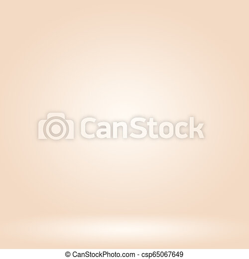 Abstract Luxury light cream beige brown like cotton silk texture pattern background. - csp65067649