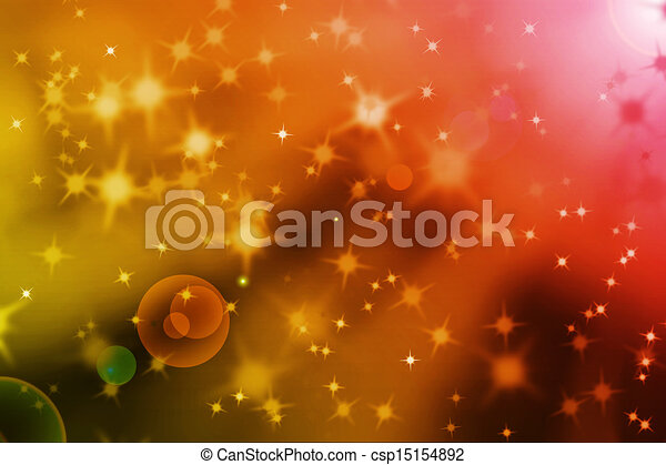 abstract magic light rays background - csp15154892
