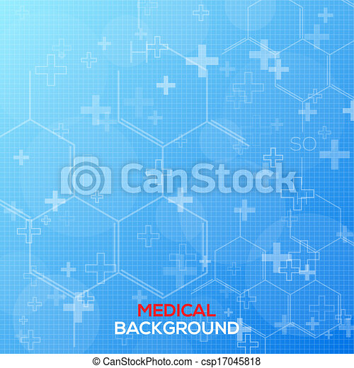 Abstract medical background - csp17045818