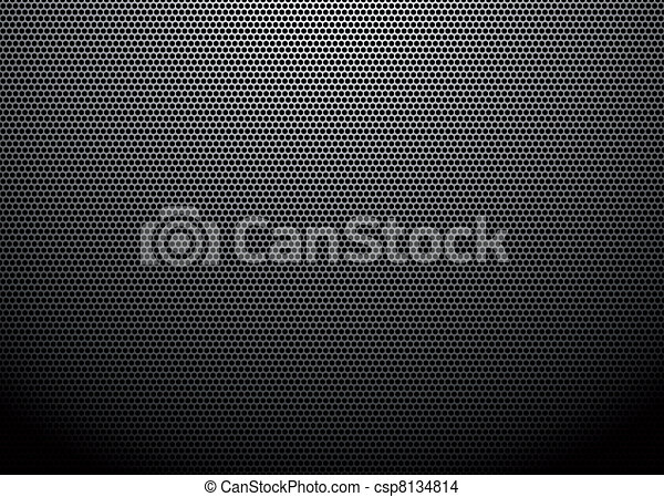 Abstract metall backdrop - csp8134814