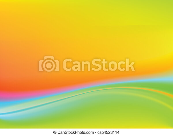 Abstract modern vector background - csp4528114