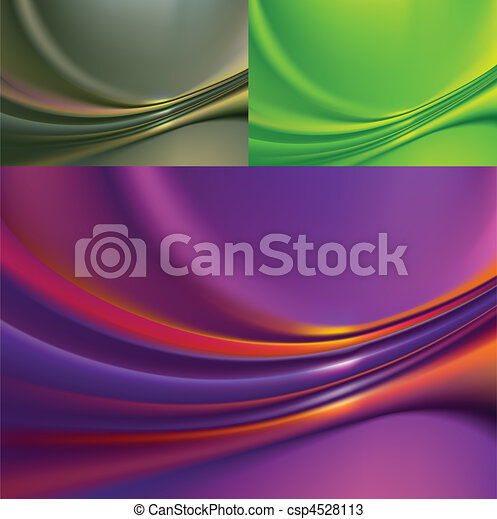 Abstract modern vector background - csp4528113