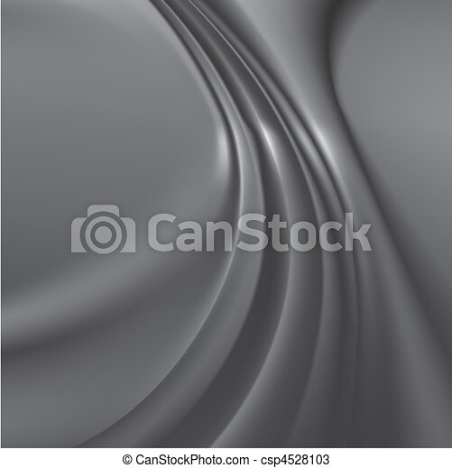 Abstract modern vector grayscale background - csp4528103