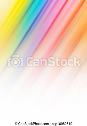abstract motion background - csp10980819