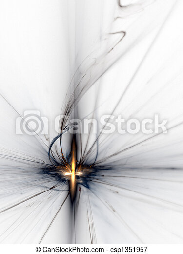 abstract motion background - csp1351957