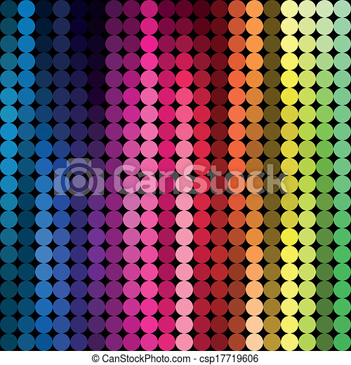 abstract multicolored background - csp17719606