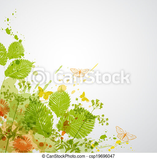 Abstract nature background - csp19696047