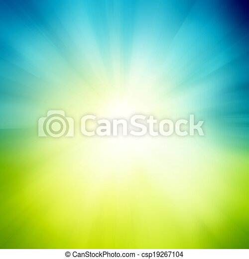 Abstract nature background - csp19267104
