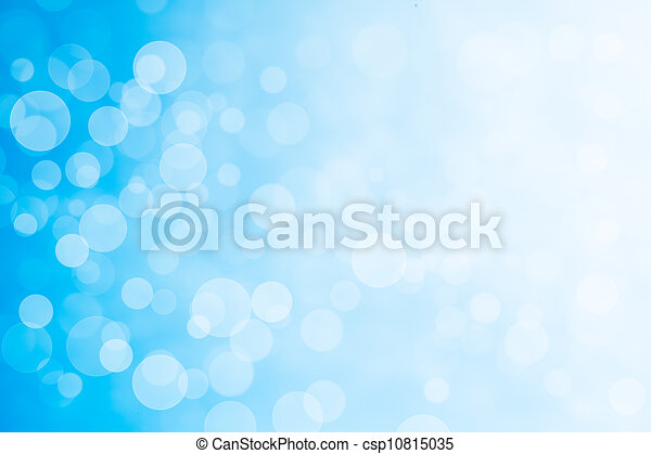 Abstract of bokeh effect on background - csp10815035