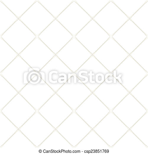 Abstract of Cotton buds isolated on white background - csp23851769