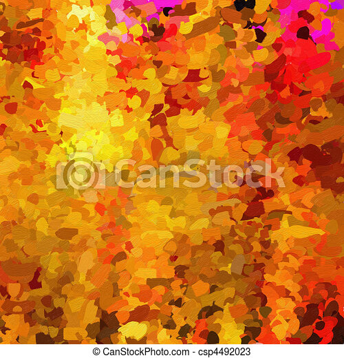 abstract oil paint background - csp4492023