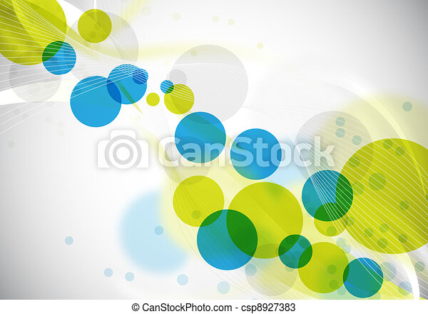 abstract ontwerp - csp8927383