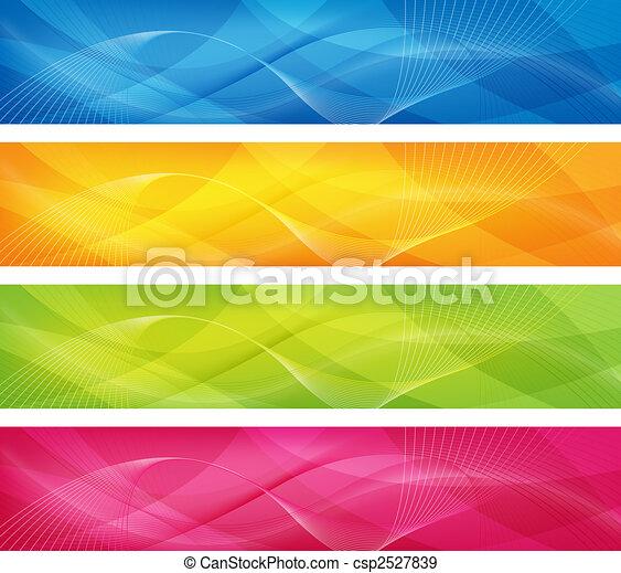 abstract, ontwerpen - csp2527839