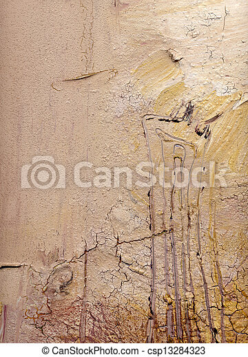 abstract painted background - csp13284323