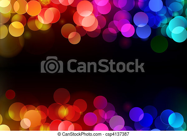 abstract party Background - csp4137387