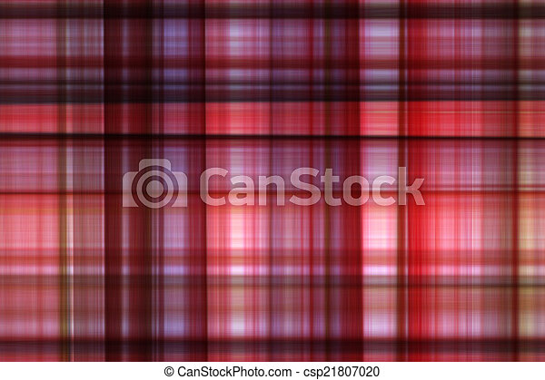 abstract patterns of plaid. - csp21807020