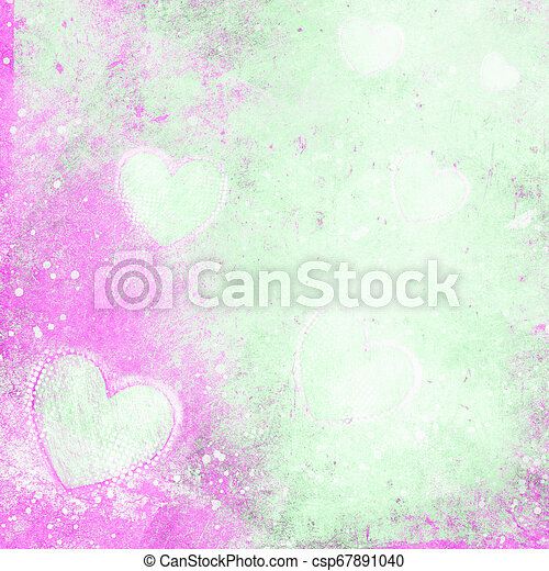 Abstract pink background. - csp67891040