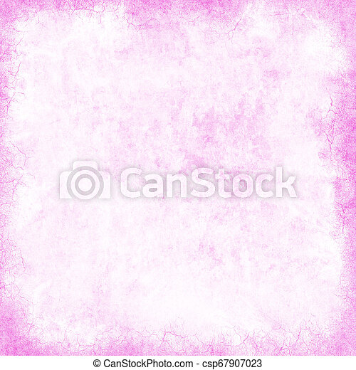 Abstract pink background. - csp67907023