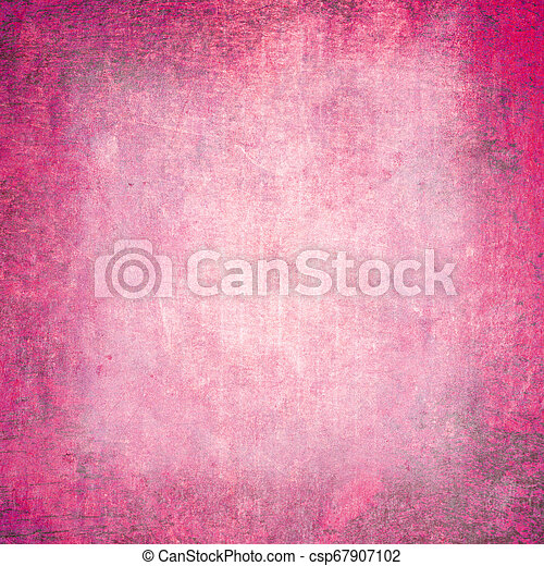 Abstract pink background. - csp67907102