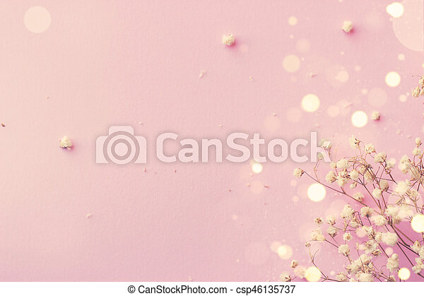 Abstract pink background - csp46135737