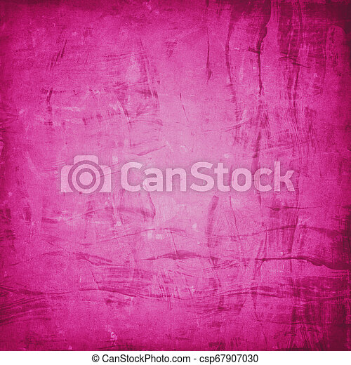 Abstract pink background. - csp67907030